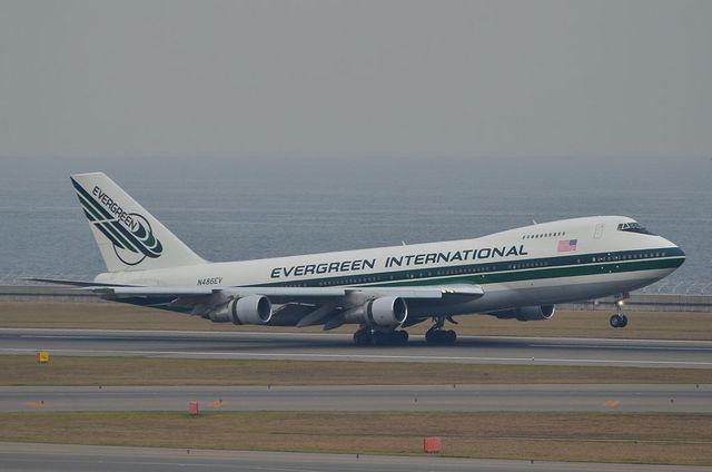 Evergreen B747F 3