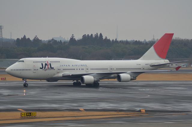 JALジャンボのラストフライト