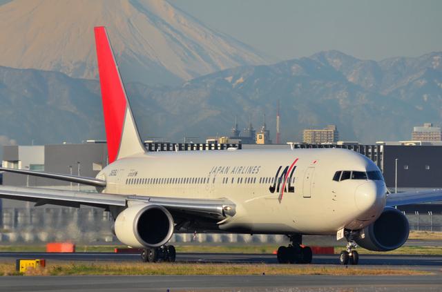 JAL B767 3