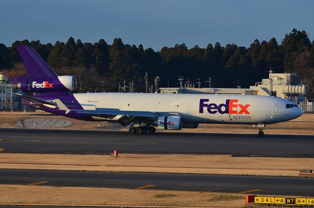 FedEx MD-11F 2