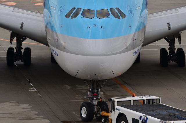 KE A380 2