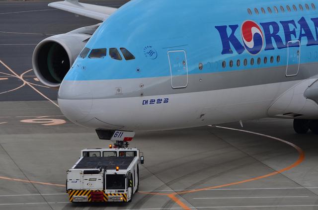 KE A380 3