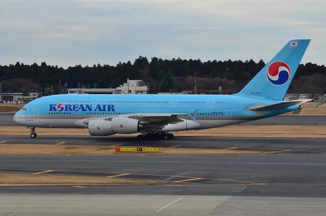 KE A380 5