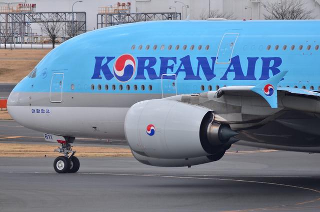 KE A380 6