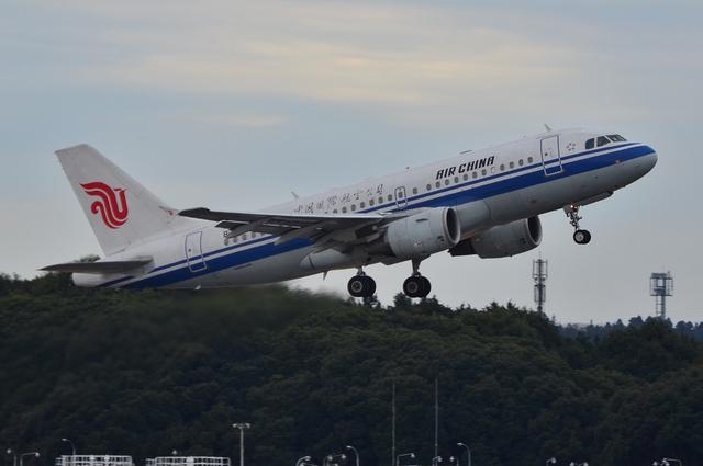 CA Airbus A319
