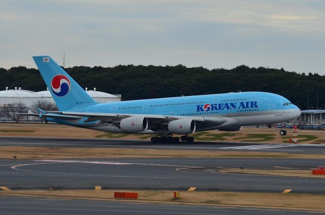 KE A380 7