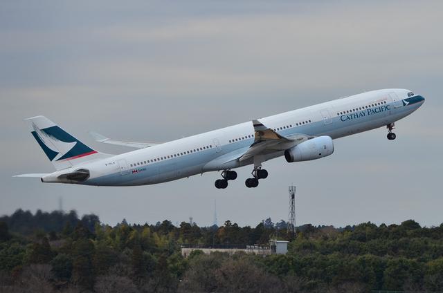 キャセイ A330
