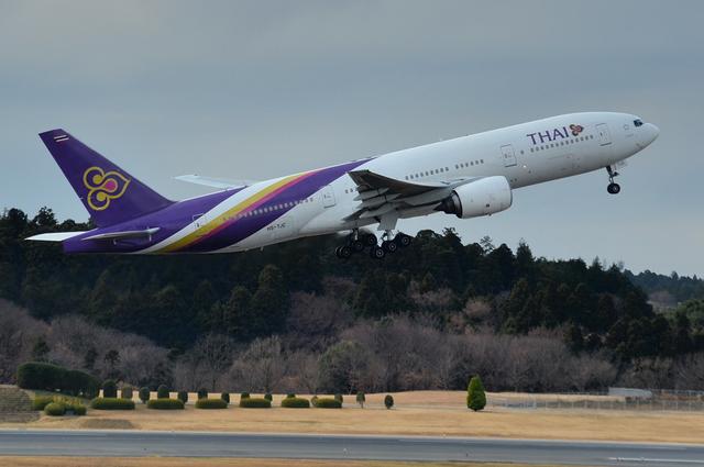 タイ国際航空 B777