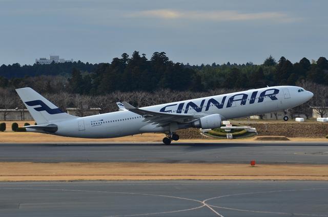 フィンランド航空 A330