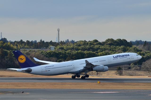 ルフトハンザドイツ航空 A340