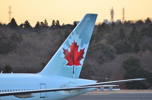 エア・カナダ B777 4
