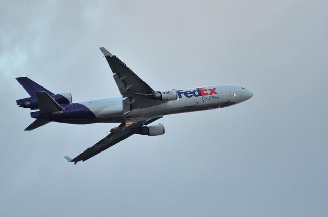 FedEx MD-11F 9