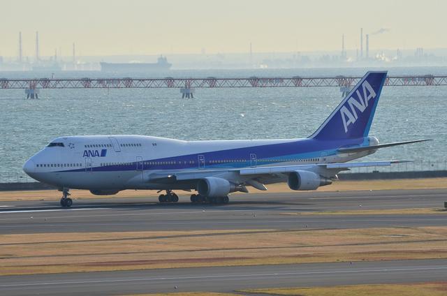 ANA B744 1