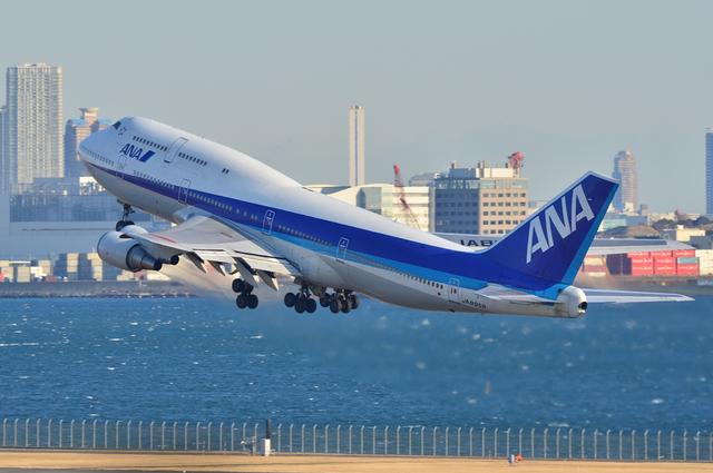 ANA B744 3