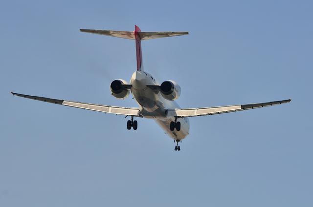 JAL MD-90 3