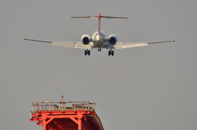 JAL MD-90 4