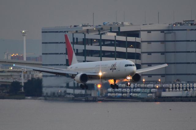 JAL B767 1