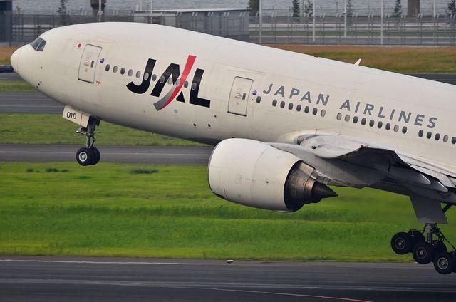 JAL B777 3