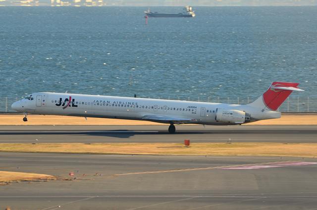JAL MD-90 2