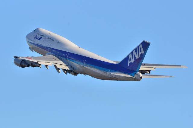 ANA B747 7