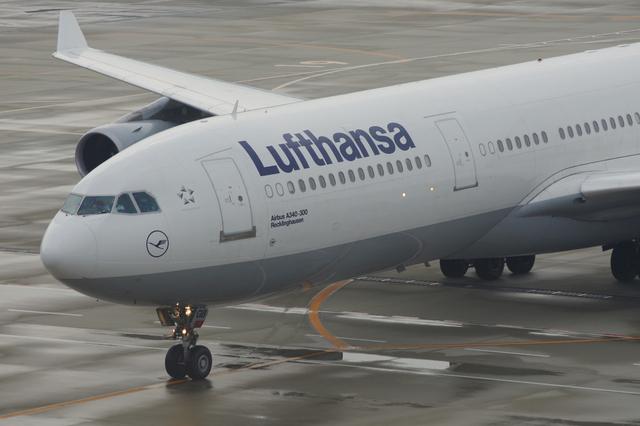 LH A340 Spot in