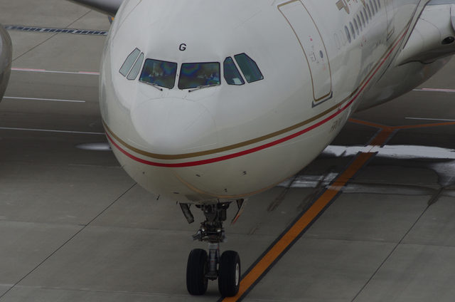 ETIHAD A330 9