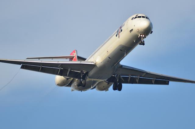 JAL MD90 1