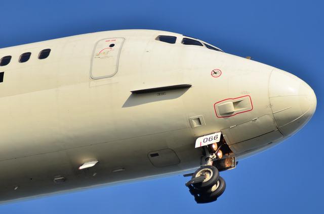 JAL MD90 3