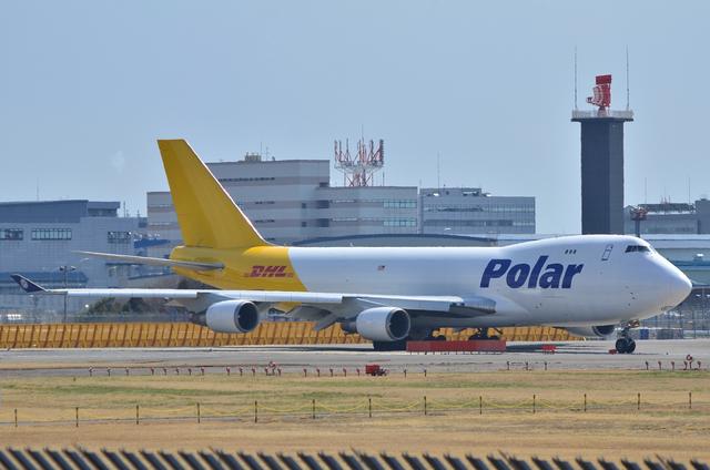 POLAR B747 4