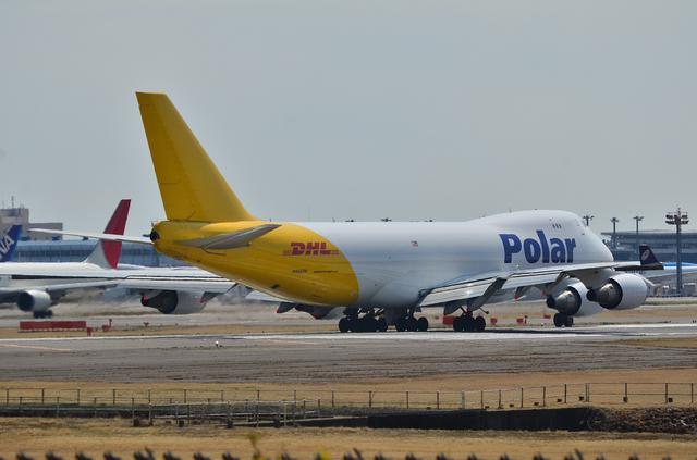 POLAR B747 7