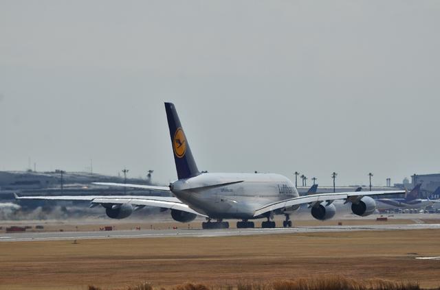 LH A380 9