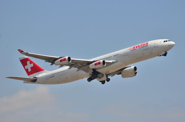スイス A340 2