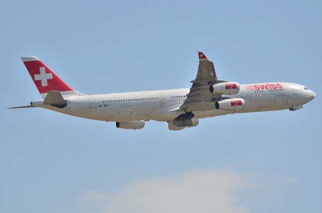 スイス A340 3