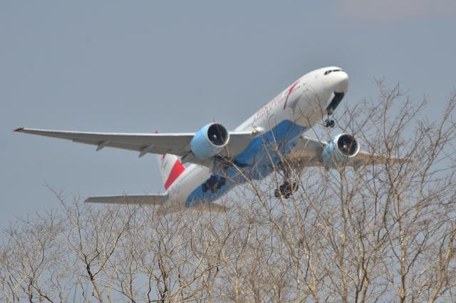 オーストリア航空 B777 1