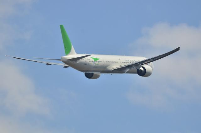 JAL 緑のサンアーク 4