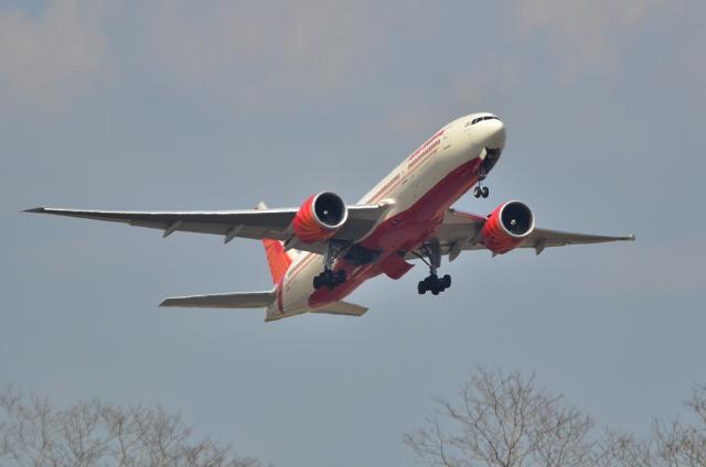 AIR INDIA B777 1