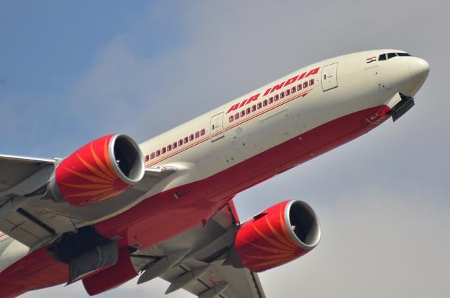 AIR INDIA B777 3