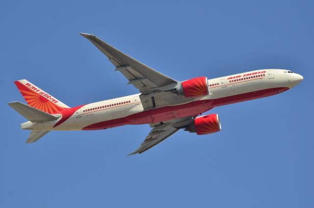 AIR INDIA B777 4