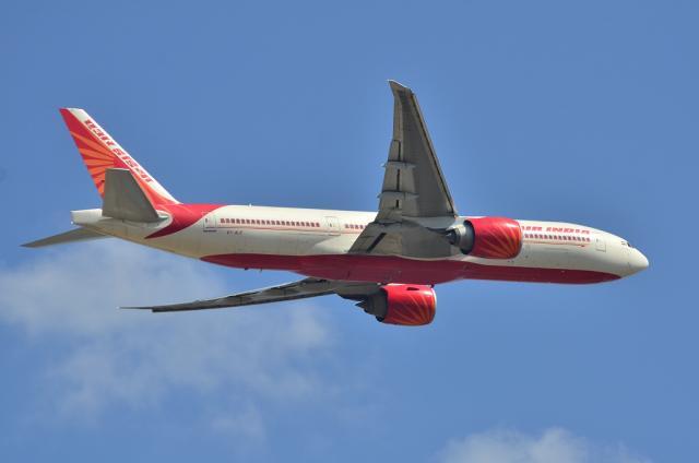 AIR INDIA B777 5