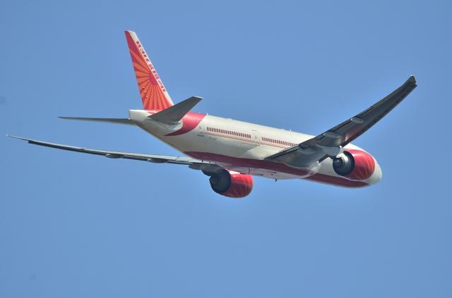 AIR INDIA B777 6