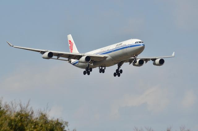 CA A340 2