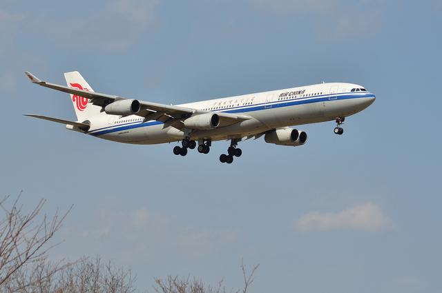 CA A340 3