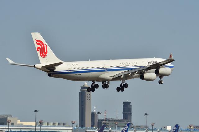 CA A340 5