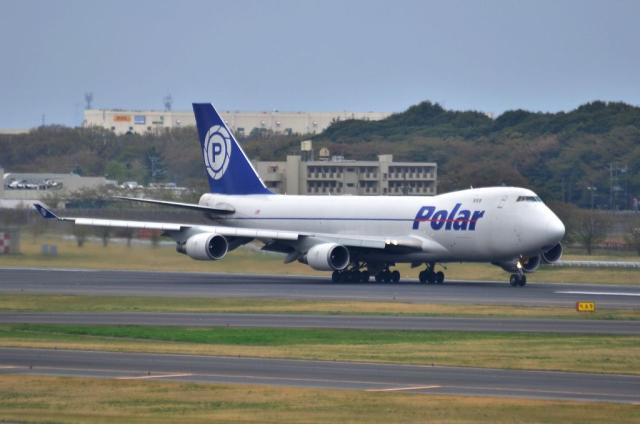 Polar B747 3