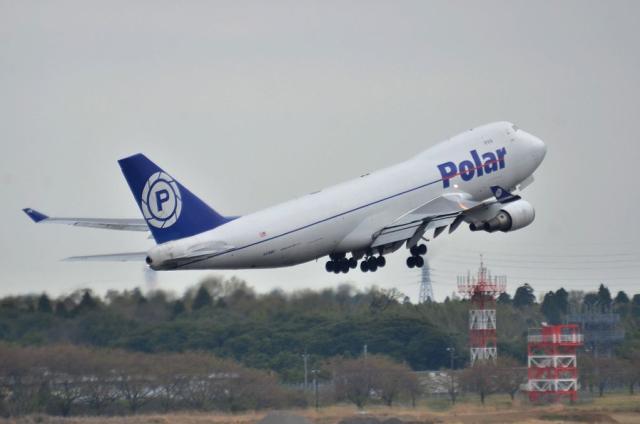 Polar B747 6