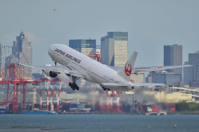 JAL B777 1