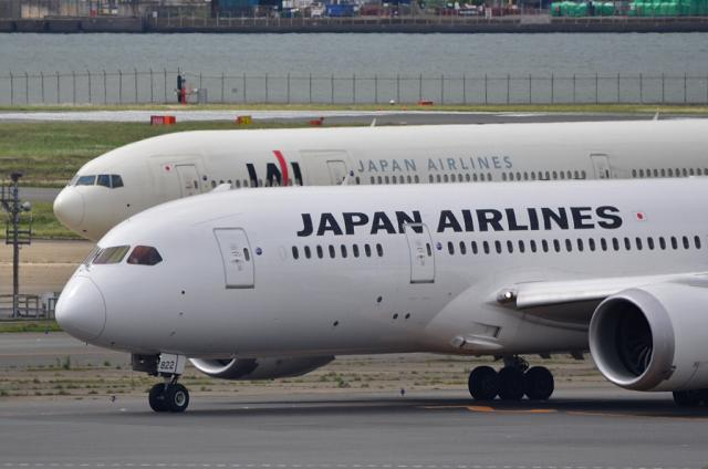 JAL 787 2