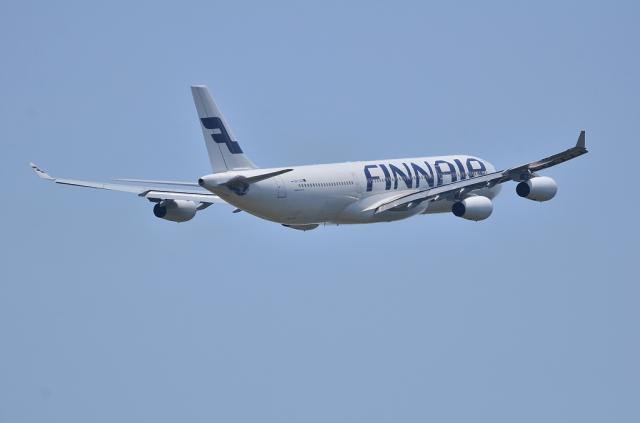 FINNAIR A340 4