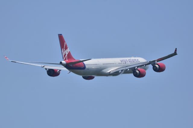 VS A340 4