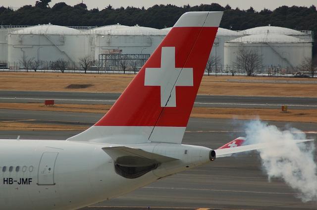 スイス A340 1